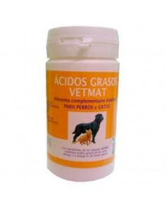 complemento Alimenticio dietético para perros y gatos VETMAT