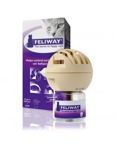 FELIWAY difusor eléctrico controlador comportamiento de los gatos