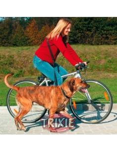 Ramal para pasear en bici con su perro