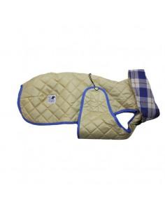 Ropa para perro -  abrigo Impermeable Acolchado Galgo color beige