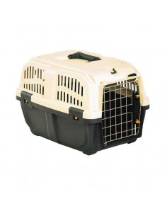 Transportines para perros como caja de transporte SKUDO homologado IATA