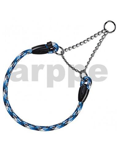 Collar estrangulamiento de nylon cuerda