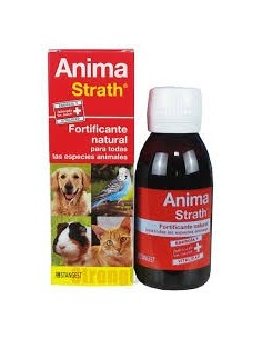 anima strath fortificante natural para animales
