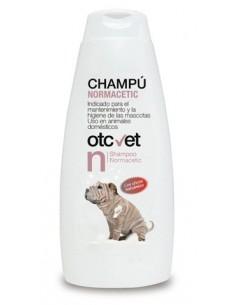 Champú para perros OTC vet normacetic