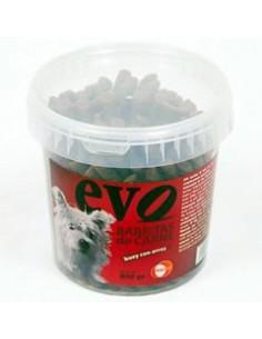 Snacks para perros EVO de buey y arroz