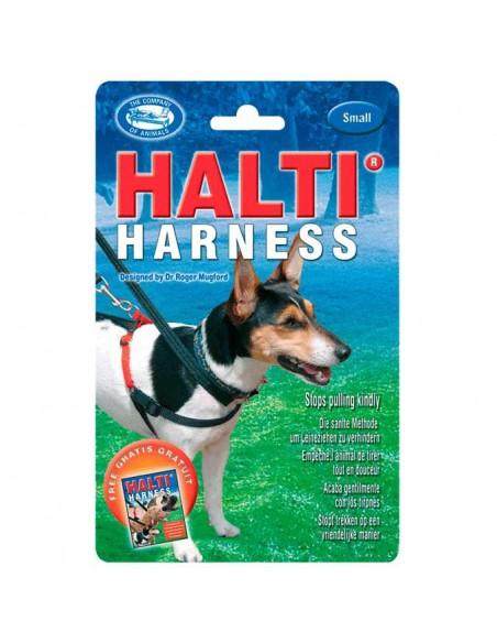 Arnes para perros HALTI antitirones
