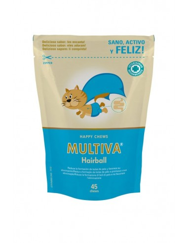 Multiva cat hairball
