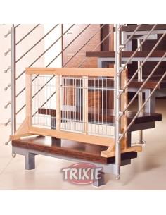 Barrera de seguridad extensible para puertas y escaleras