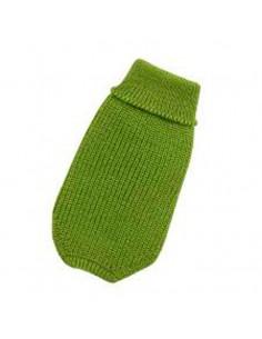 Jersey punto modelo NEW BASIC color verde para piccolo