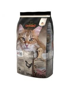 Pienso para gatos LEONARDO sin cereales