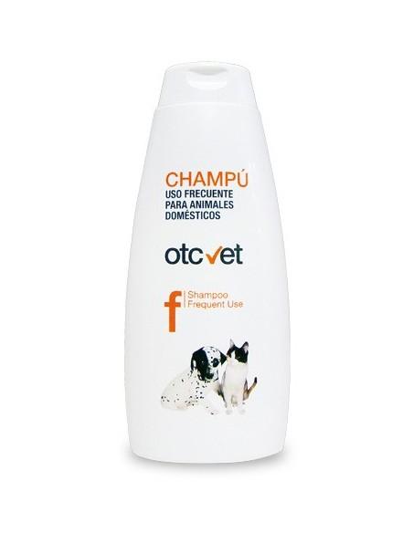 Champú para perros OTC vet uso frecuente