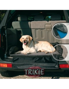 Cama para perro especial para coche