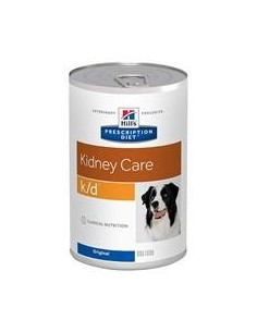 Comida para perros Hills CANINE K/d Renal Health en lata