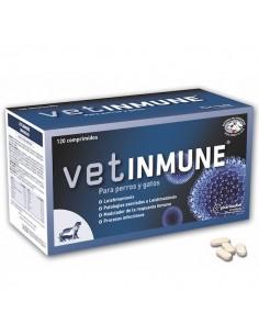 VETINMUNE complemento alimenticio tratamiento leishmania