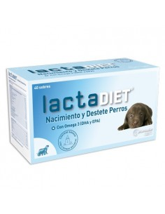 LACTADIET Leche maternizada para cachorros