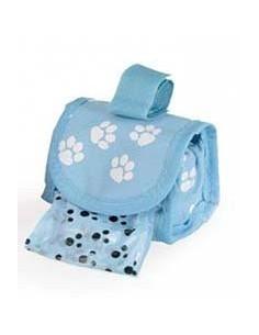 dispensador bolsas higienicas para perro