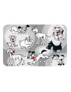 mantel de pvc para perro