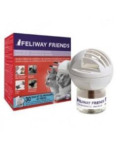 FELIWAY Friends difusor eléctrico controlador convivencia entre gatos