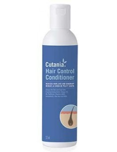 CUTANIA Hair Control Acondicionador de laboratorios VetNova