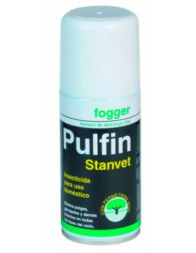pulfin fogger spray insecticida ambiental