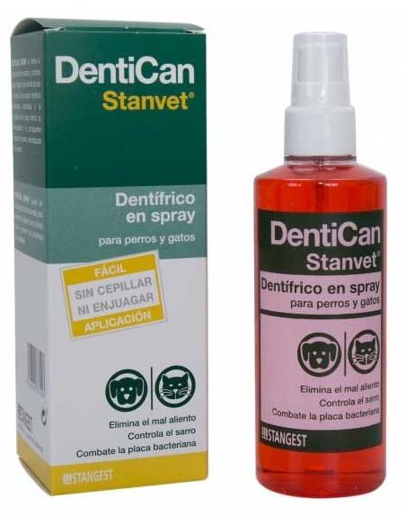Dentífrico en Spray DENTICAN