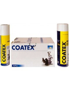 COATEX EFA Líquido suplemento nutricional con Omega 3 y 6 para perros