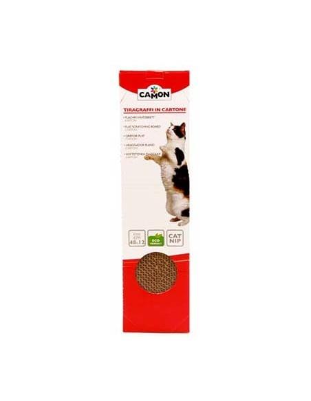 Rascador de cartón para gatos