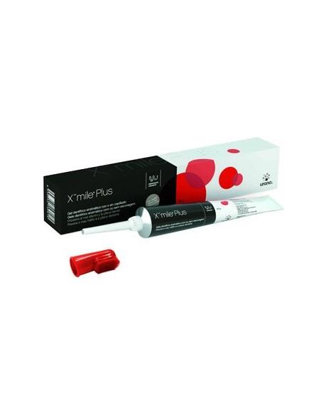 X mile Plus Orozyme dentifrico gel enzimático