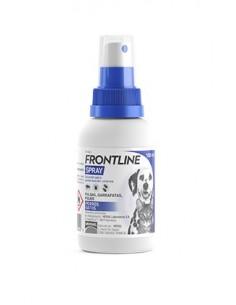 Antiparasitarios para perros Frontline en spray