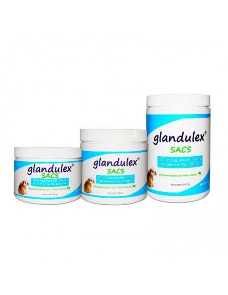 GLANDULEX ayuda a mantener las glándulas anales de los perros