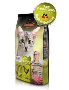 pienso para gato leonardo poultry sin cereales