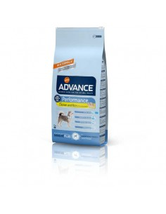 Comida para perros pienso advance PERFORMANCE CHICKEN & RICE