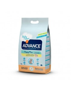 Comida para perros pienso advance PUPPY PROTECT MAXI CHICKEN & RICE