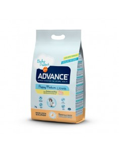 Comida para perros pienso advance PUPPY PROTECT MEDIUM CHICKEN & RICE