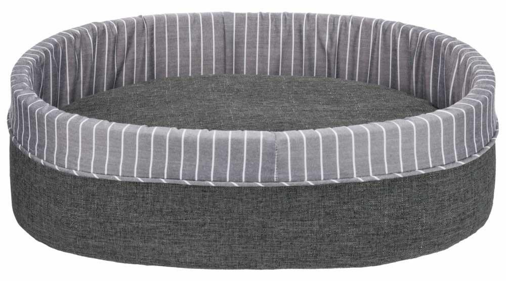 cama ovalada perro