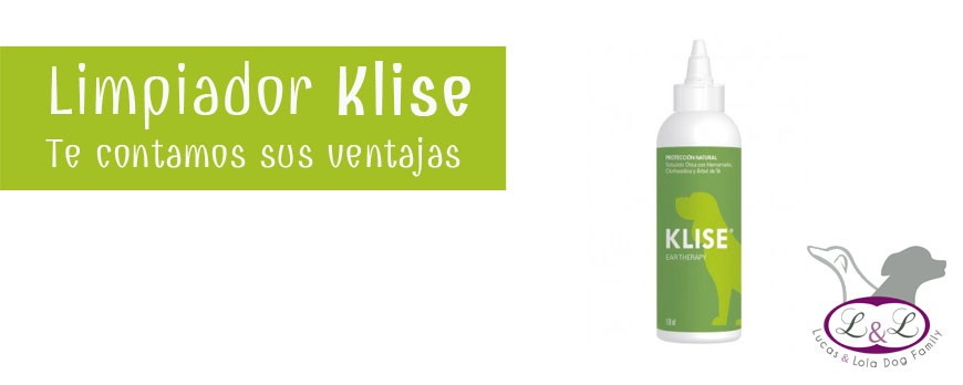 Limpiador ótico natural, KLISE